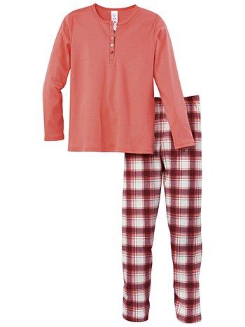 CALIDA My Bonny Horse Mädchen-Pyjama