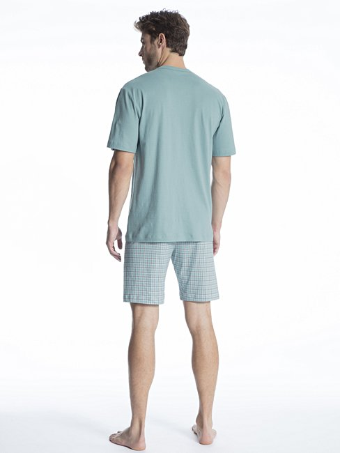 CALIDA Relax Imprint 2 Pyjama court
