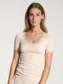 CALIDA Richesse Lace Shirt short sleeve