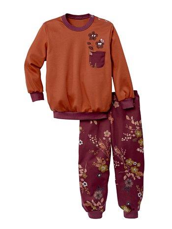 CALIDA Chatty Blossom Pyjama avec bords élastiques