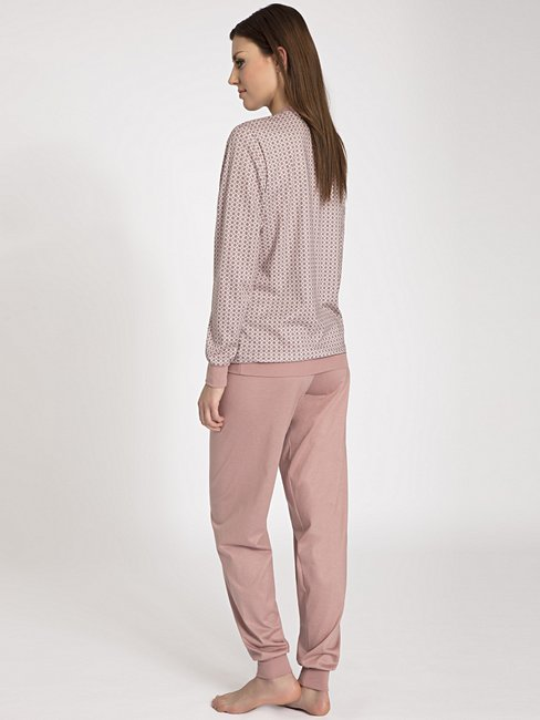 CALIDA Jodie Pyjama with cuff