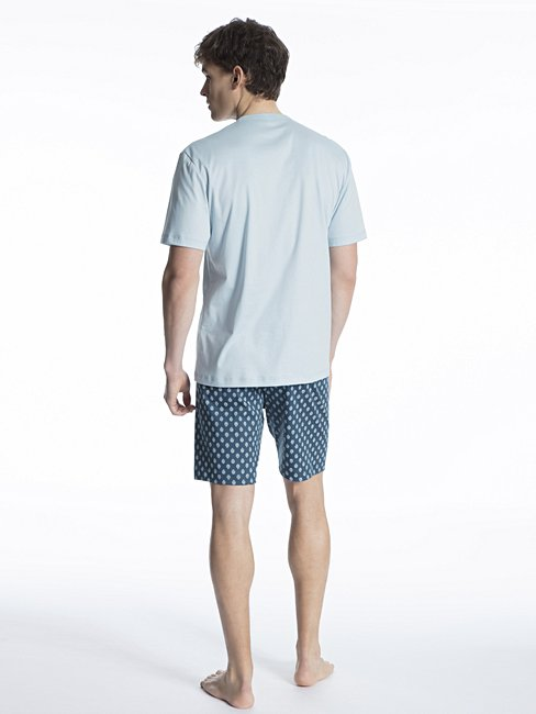 CALIDA Relax Streamline 1 Kurz-Pyjama