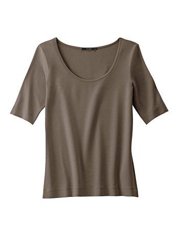 CALIDA Summer Viscose Shirt Kurzarm