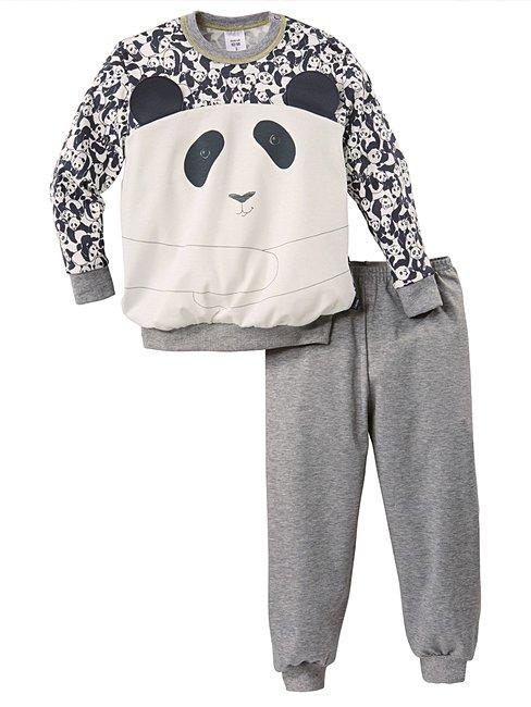 CALIDA Panda Dreams Pyjamas with cuff