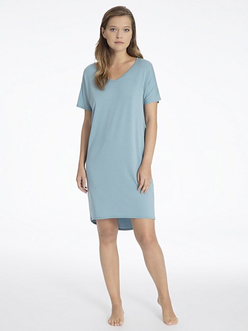 CALIDA Favourites Trend 3 Loungedress, Länge 90cm