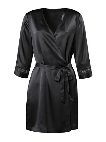 CALIDA Limited Edition Silk Seiden-Kimono