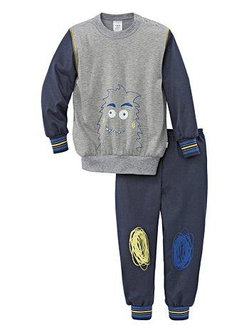 CALIDA Fantasy Creatures Pyjama avec bords élastiqués