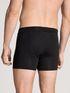 CALIDA Cotton Code New Boxer, Komfortbund mit Eingriff