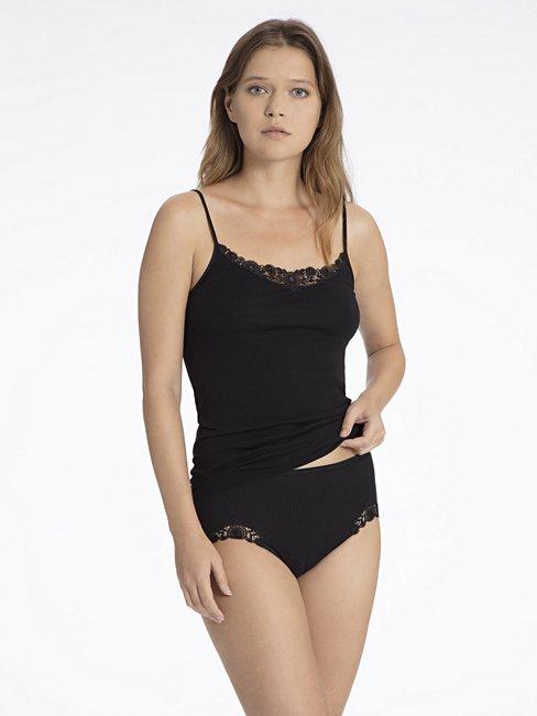 CALIDA Sienna Midi-Slip, high waist