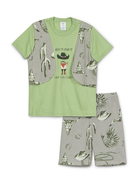 CALIDA Toddlers Western Short pyjama