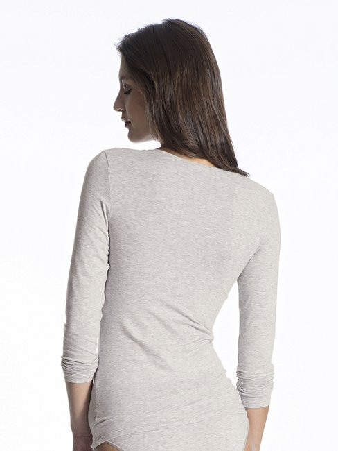 CALIDA Comfort Langarm-Shirt
