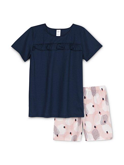 CALIDA Girls Abstract Pyjama court