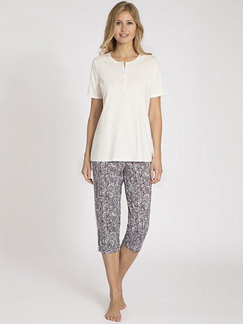 CALIDA Sharon Pyjama 3/4