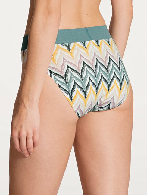 CALIDA Elastic Trend Slip, high waist, pack double