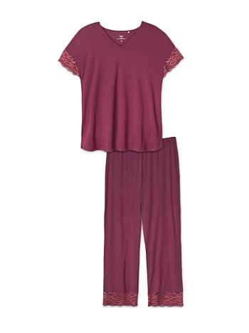 CALIDA Cosy Glam Pyjama 7/8