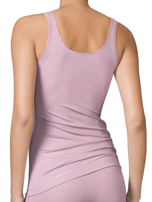 CALIDA Soft Favourites Top ohne Arm mit Spitze
