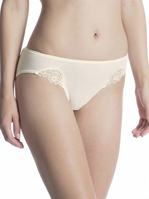 CALIDA Cotton Finerib Mini brief, regular cut