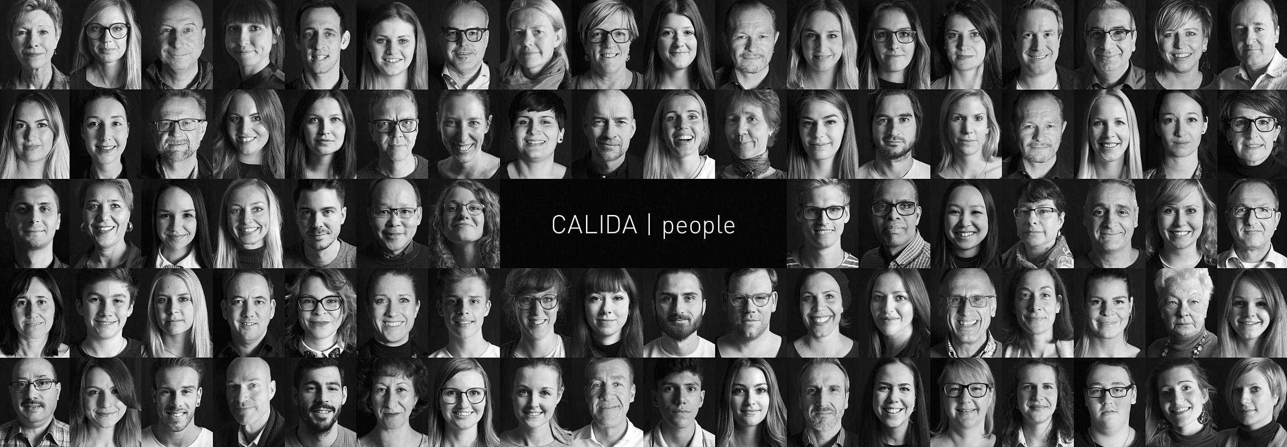 Unsere CALIDA Welt