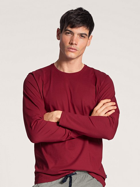 CALIDA Remix Basic Shirt a manica lunga