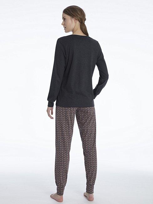 CALIDA Saphira Bündchen-Pyjama
