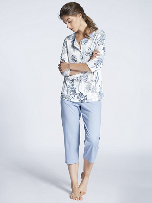 CALIDA Cosy Cotton Fair 3/4-Pyjama