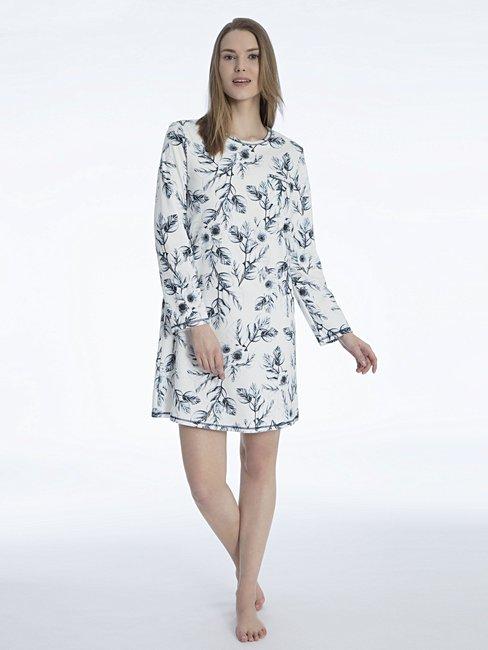 CALIDA Rosanna Sleepshirt, Longueuer 95cm