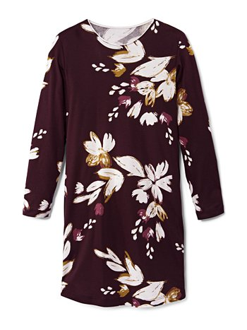 CALIDA Cosy Choice Sleepshirt, lunghezza 95cm