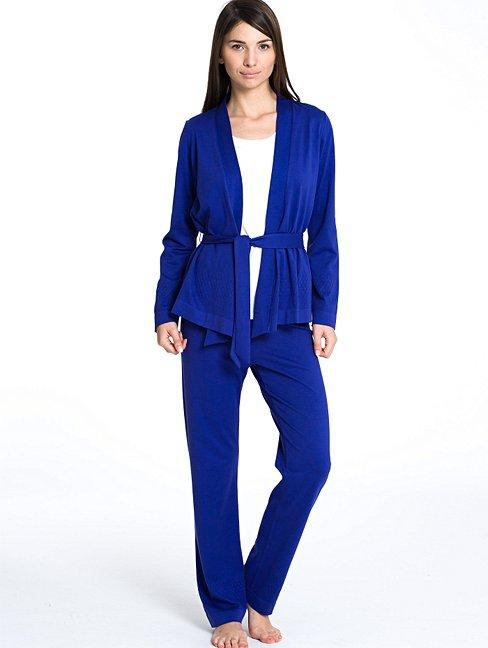 CALIDA Favourites Trend 2 Cardigan aus Jacquard