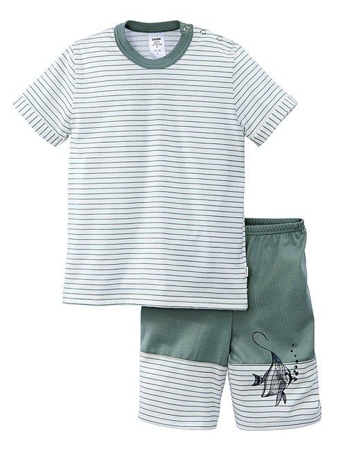 CALIDA Under The Sea Kinder-Kurz-Pyjama