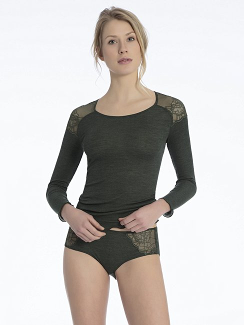 CALIDA Ines T-shirt à manches longues