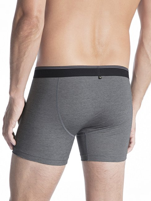 CALIDA Fresh Cotton New Boxer mit Elastikbund, längeres Bein