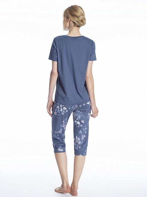 CALIDA Cosy Blossom 3/4-Pyjama