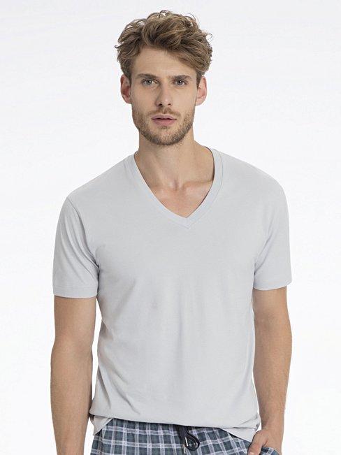 CALIDA Remix 1 T-Shirt, V-Ausschnitt