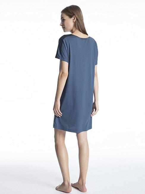 CALIDA Cosy Shine Sleepshirt, Länge 90cm