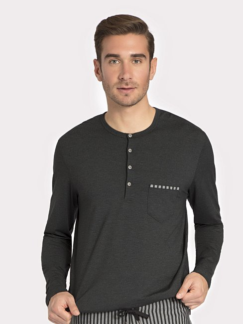 CALIDA Remix 3 Shirt long sleeve