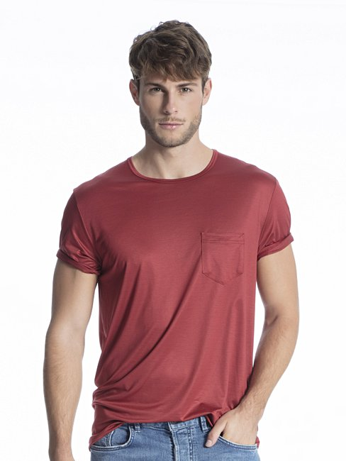 CALIDA 100% Nature Herren Kurzarm-Shirt, Compostable