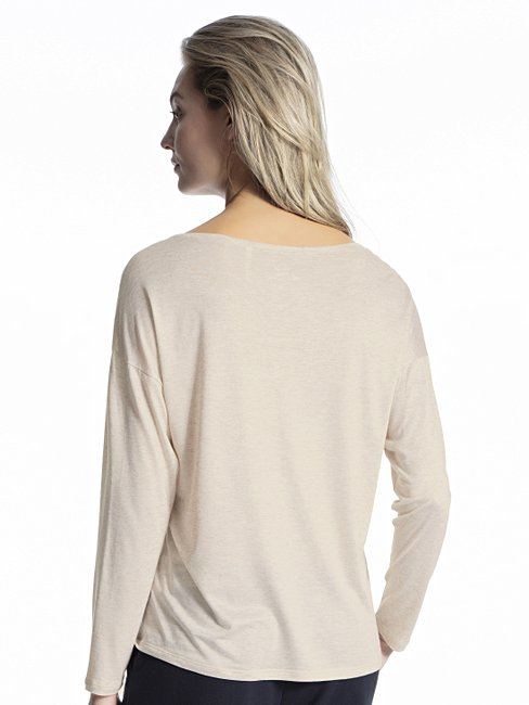 CALIDA Favourites Trend 1 Shirt a manica lunga