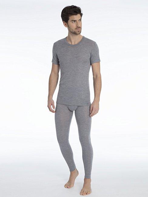 CALIDA Wool & Silk Shirt aus Wolle und Seide