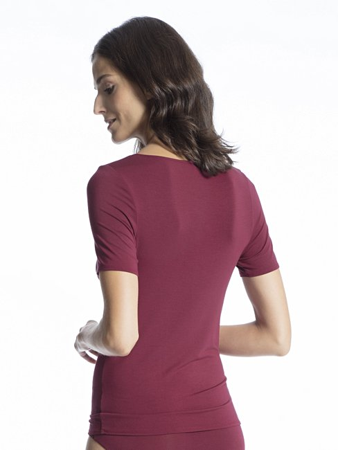 CALIDA Modal Sense Shirt kurzarm