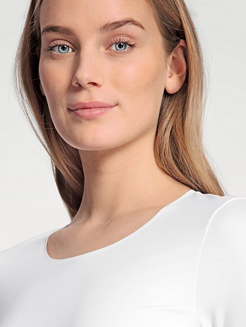 CALIDA Natural Luxe Shirt langarm