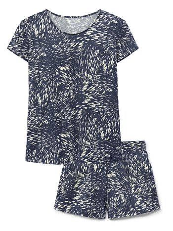 CALIDA Leonie Kurz-Pyjama