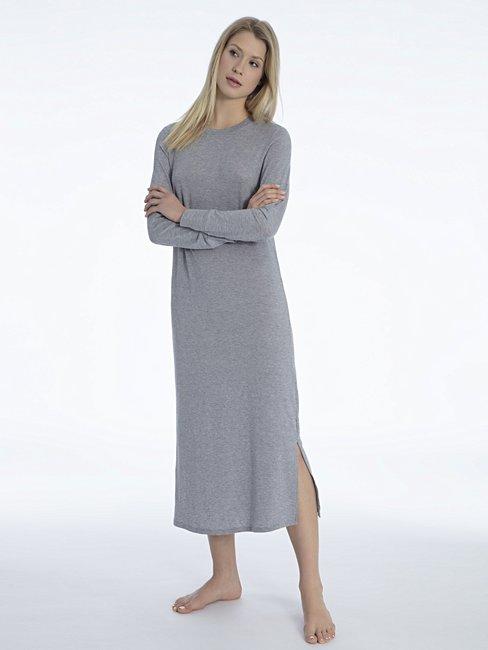 CALIDA Rebecca Langes Nachthemd, Länge 125cm