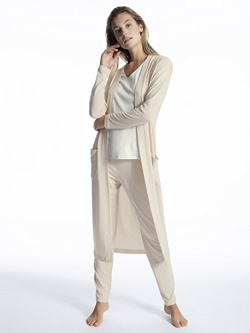 CALIDA Favourites Trend 1 Mantel, Länge 120cm