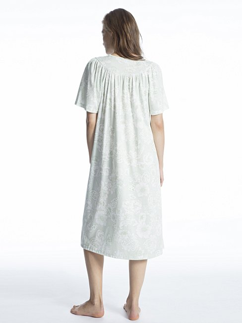 CALIDA Soft Cotton Camicia da notte, lungezza 110cm