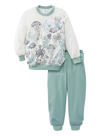 CALIDA Maritime Darling Pyjama with cuff