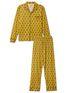 CALIDA VIKTOR&ROLF X CALIDA Pyjama durchgeknöpft, Compostable