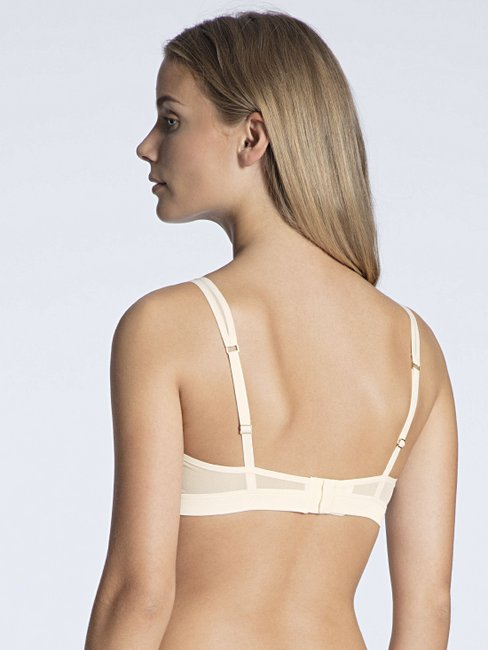 CALIDA Embroidery Tulle Soutien-gorge soft