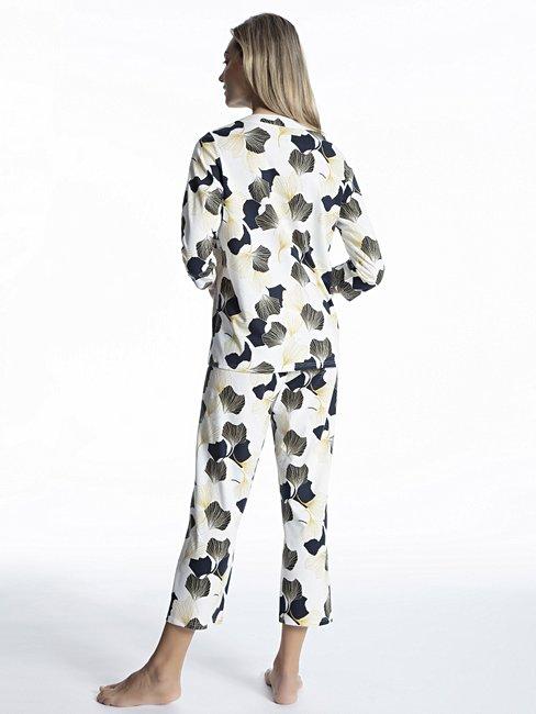 CALIDA Cosy Cotton Style Pyjama 7/8