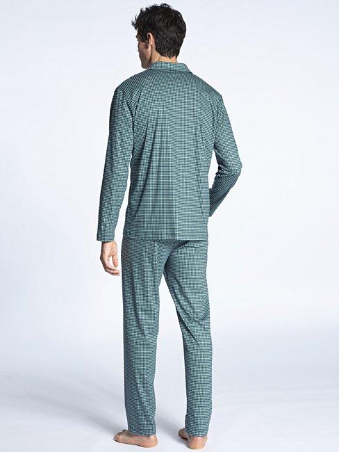 CALIDA Relax Selected Pyjama, durchgeknöpft