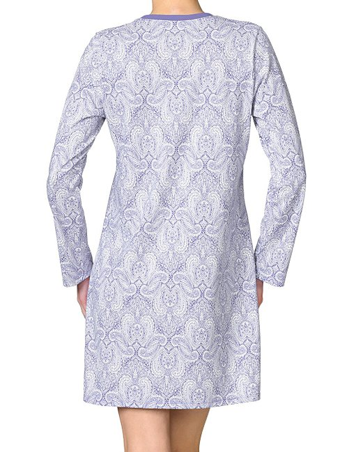 CALIDA Appetizer Big Shirt, Langarm, Länge 90cm